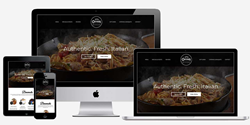 Device Responsive Websites from Restaurant Logic