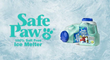Winter Ice Melts Pose Danger To Pet Paws -  Safe Paw® Ice Melt Uses Zero Salt Because Any Salt Is Bad