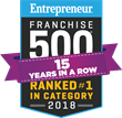 15 Years at the Top: Cruise Planners Continues Its Legacy as the No.1 Travel Franchise on Entrepreneur's Annual List