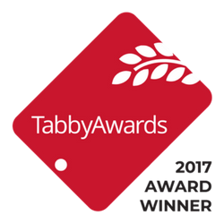 Tabby App Awards 2017 Winner Badge