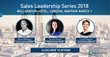 Find Out How Sales Leaders Can Deliver Real Value At the Miller Heiman Group 2018 Sales Leadership Series Event in London