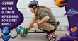 GOTRAX™ Announces Ultimate Hoverboard Accessory Bundle Giveaway