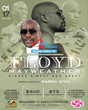 Floyd Mayweather is Coming to Oklahoma City