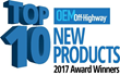 OEM Off-Highway™ Magazine Announces 2017 Top Ten New Product winners
