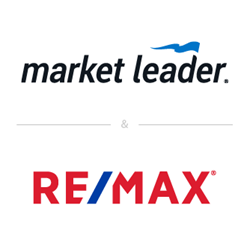 Market Leader and RE/MAX co-branded visual