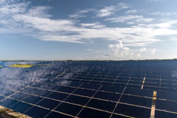Gulf Coast Solar Center II - NAS Whiting Field's NOLF Holley