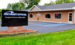 Michigan Optical provides a full line of eye care services for the entire family, including comprehensive medically-based eye exams, imaging services, as well as an extensive line of eyeglasses, contact lenses, and eye care products.