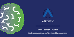 AppClinic - Study apps designed and developed by academics.