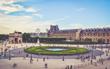 Paris-Place du Carrousel-Jace Grandinetti