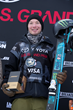 Monster Energy's David Wise and Cassie Sharpe Win Men's and Women's Pipe Finals at the Grand Prix in Aspen/Snowmass; Wise officially earns a spot on the USA Olympic Team