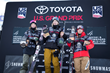 Monster Energy's Cassie Sharpe Wins Women's Pipe Finals at the Grand Prix in Aspen