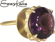 Black Entrepreneur EzzyKaia Launches a New Fine Jewelry Collection Featuring 2018's Color of the Year, Ultra Violet.