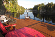 Jon Witt's award-winning deck used the CAMO Edge Fastening System to achieve a fastener-free surface.