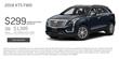 Suburban Cadillac of Ann Arbor 2018 XT5 Special