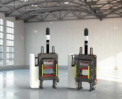 Twin 13-ton Servo-Driven Electro-Mechanical Presses
