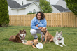 Cleveland Browns Defensive Lineman and Animal Health Advocate Danny Shelton  Named Petplan's 2018 Pet Parent of the Year