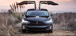 Techrevel.com Review On Tesla Motors Model X Which Trespassing Into The Future Of Automobiles