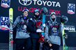 Monster Energy's Gus Kenworthy Wins Slopestyle Finals at the U.S. Grand Prix in Aspen; Now In Contention to Make the U.S. Olympic Team