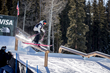 Monster Energy's Maggie Voisin Takes Second in Women's Ski Slopestyle Finals at the Grand Prix in Aspen