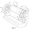 USPTO Issues Patent Number 9,845,030 Titled Automobile Vehicle Headrest