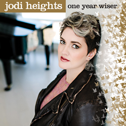 "Jodi Heights' First Album ""One Year Wiser"""