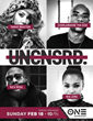 New Series UNCENSORED Debuts on  TV ONE Beginning Sunday, Feb. 18 at 10 p.m. ET