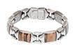 William Henry Mammoth Retro bracelet