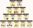 Sampling of Johnson's new Specialty Line of Real Ice Creams.