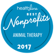 HABRI Named Among the Best Animal Therapy Non-Profits of 2017