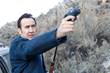 Nicolas Cage (as Noah Kross) in Minds Eye Entertainment's upcoming THE HUMANITY BUREAU