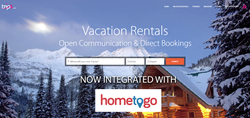 Vacation Rentals By Owner from Tripz.com are now available on HomeToGo