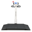 DETECTO Improves Platform of Popular 6550 Wheelchair Scale
