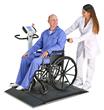 DETECTO's 6550 Portable Wheelchair Scale