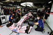 SAS signs Sahara Force India F1 Team