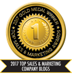 Membrain Awarded Best Company Sales Blog