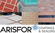 Arisfor® to Showcase Advanced Coatings, Sealers & Stencils at World of Concrete 2018