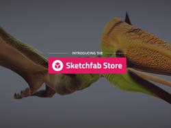 Sketchfab Store