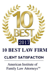 "Allen Gabe Law, P.C. Earns ""10 Best Law Firm"" Client Satisfaction Award for 2017"