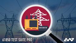 61850 Test Suite Pro Software