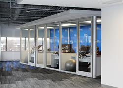 Haldeman Homme, Inc. DIRTT project at WINGS Financial in Apple Valley, MN