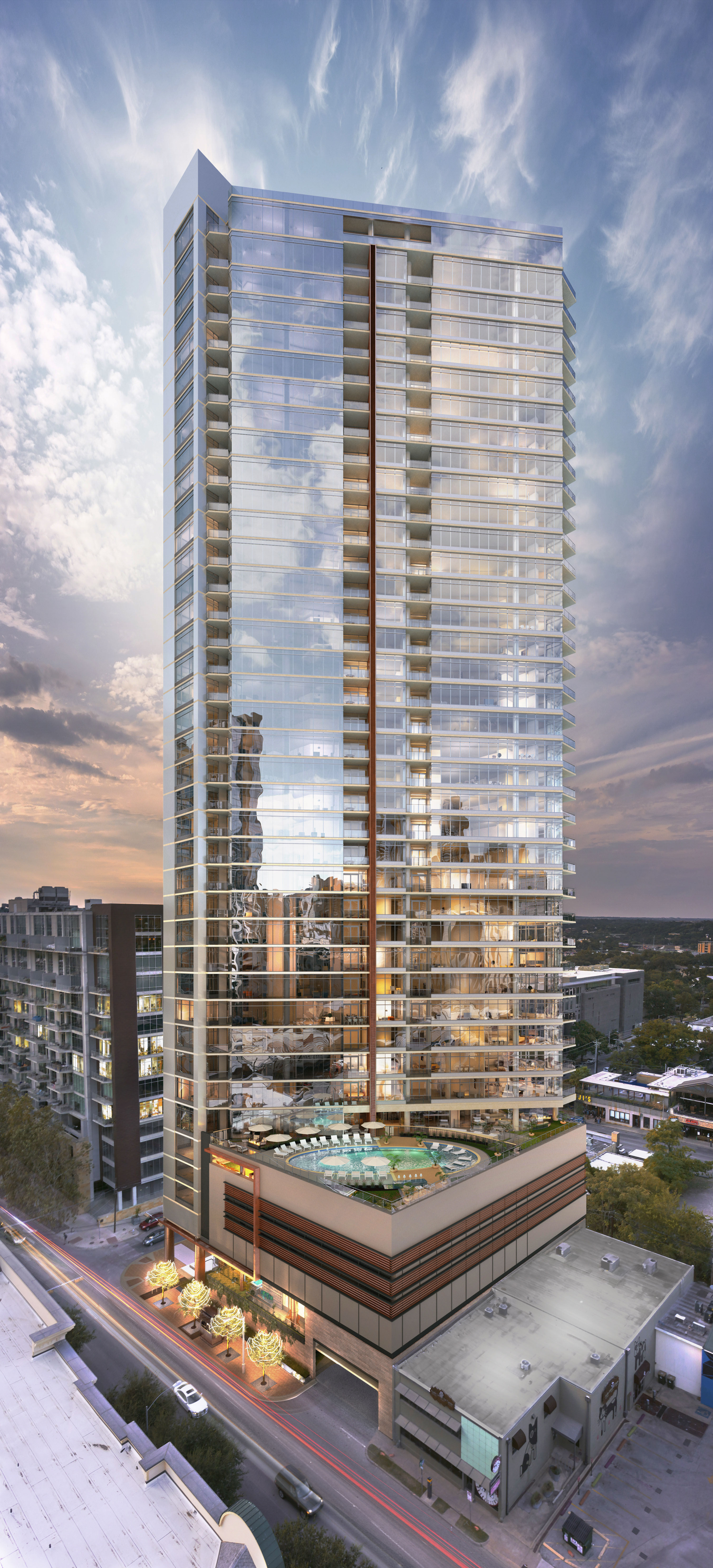 Fifth & West Residences' Topping Out Signals Important ...