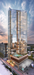 Fifth & West Residences' Topping Out Signals Important Milestone for Triangular Tower Set To Open In 2018
