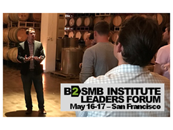 Join Us at the B2SMB Institute Leaders' Forum