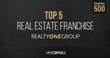 Realty ONE Group Soars to Top Five of Entrepreneur Franchise 500