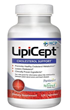 Support Healthy Cholesterol Levels with HCP's New LipiCept™ with Pantesin® Pantethine