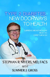 Mill City Press Announces the Launch of Type 2 Diabetes:  New Doorways to Health