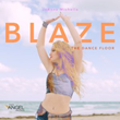 "CD Cover ""Blaze the Dance Floor"""
