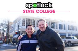 Spotluck Tom Nguyen Adam Corson State College