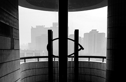 """""""Chain"""" by Bohua Duan of Beijing, 1st prize in Carnegie Council photo contest"""