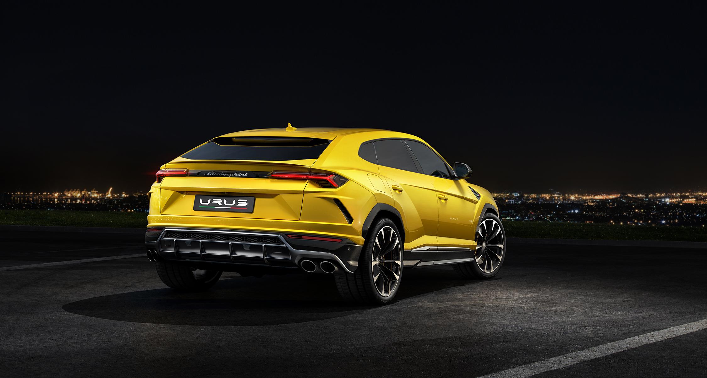 Dallas Hosts Launch Of New Lamborghini Urus